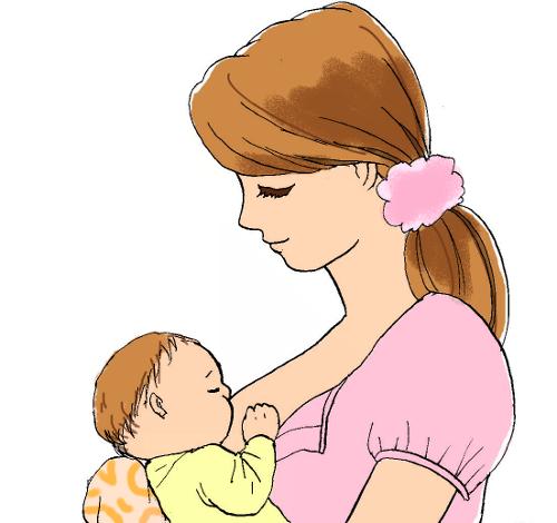 母からの無償の愛を思い出せ?! 授乳から始まる男性の憧れバスト。