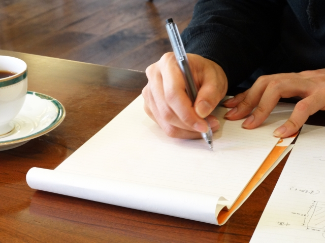 自分の良い部分を書き出して自己肯定感を高める方法