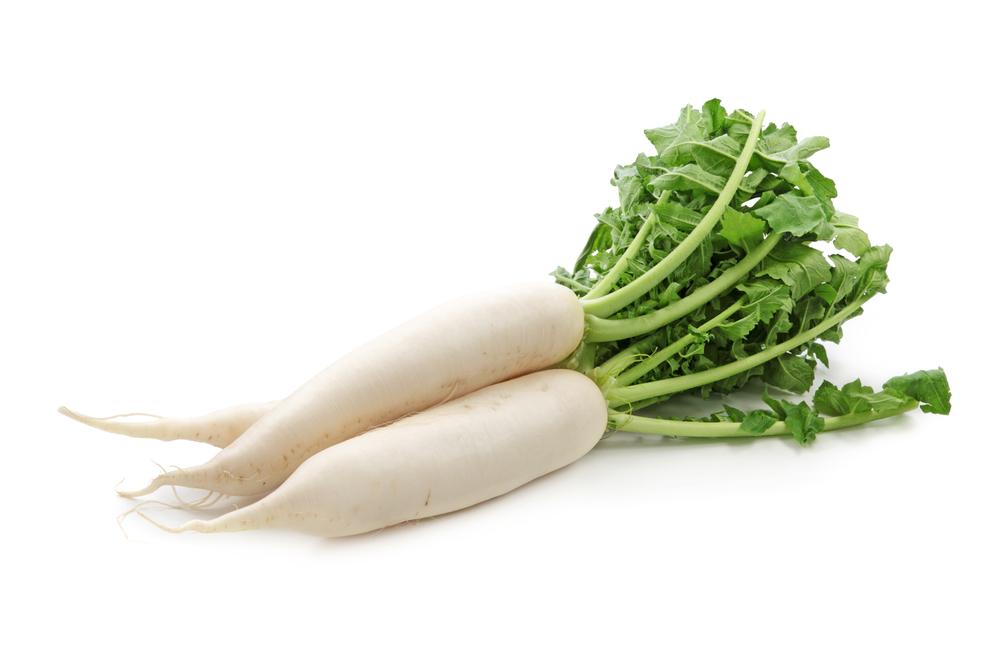 大根は健康にも美容にも効果的な万能野菜