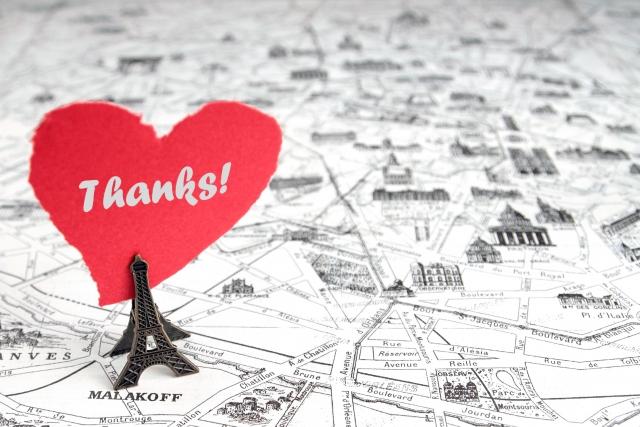理想の恋愛とは、『ありがとうや感謝の気持ちを素直に出せる』関係であること。