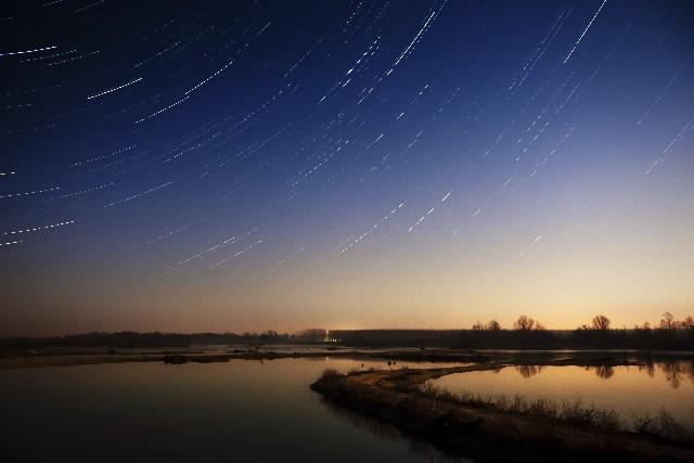 夜のウォーキングもおすすめ!低体温の方や眠りが浅い方に特におすすめです。