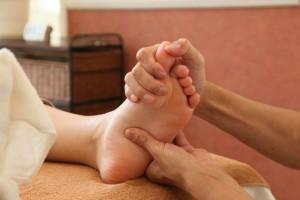 土踏まずの痛みと足ツボ