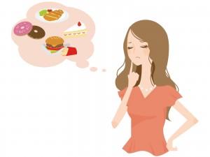 寝る前の食事は禁物