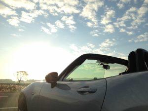 今更ながらNC型ロードスターがお気に入りなのです!