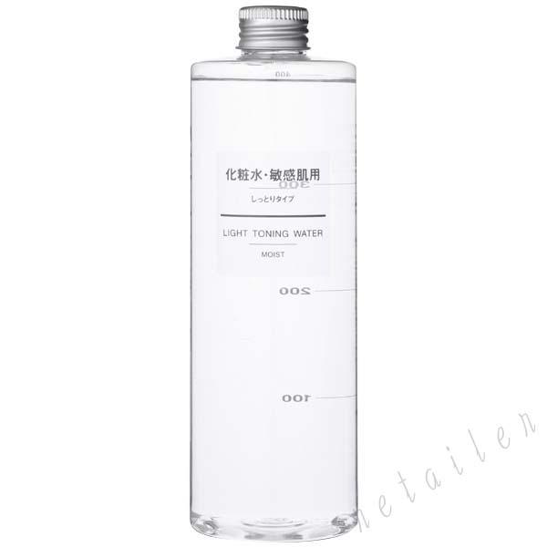 無印良品の無印化粧水 敏感肌高保湿タイプも恋コスメ?無印コスメ!無印良品 化粧水・敏感肌用・しっとりタイプ(V)大容量(400ml)