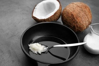 ココナッツオイルの摂取で「肌にハリ」が出てきた!