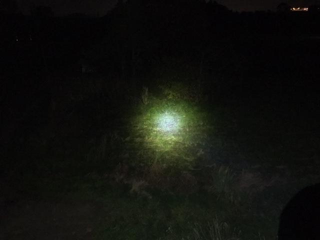 パナソニック LED懐中電灯 乾電池付き BF-BS05K-K