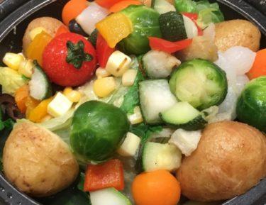 蒸し野菜ダイエット!蒸し野菜はカロリーが低いのが特徴の一つ!