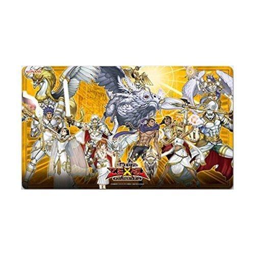 遊戯王 プレイマット!カードを直接床や机などに置かなくても良いのでカードの痛みが少なくなります。