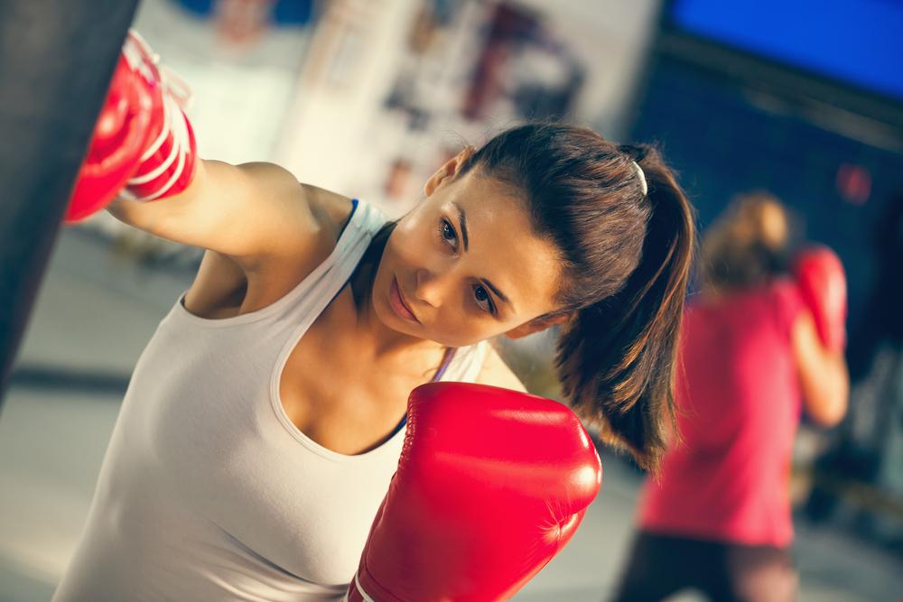 ボクシングダイエットで半年で4キロ痩せることができました。見た目だけでいうと10キロは落ちたように見えます。