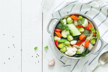 野菜から食べるダイエットで、四ヶ月で5キロのダイエットに成功