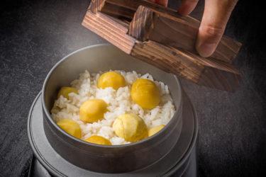 栗で栄養アップ!玄米栗ご飯で秋を感じる料理に