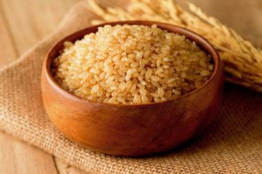 おいしい、栄養満点、簡単炊飯の玄米「金のいぶき」