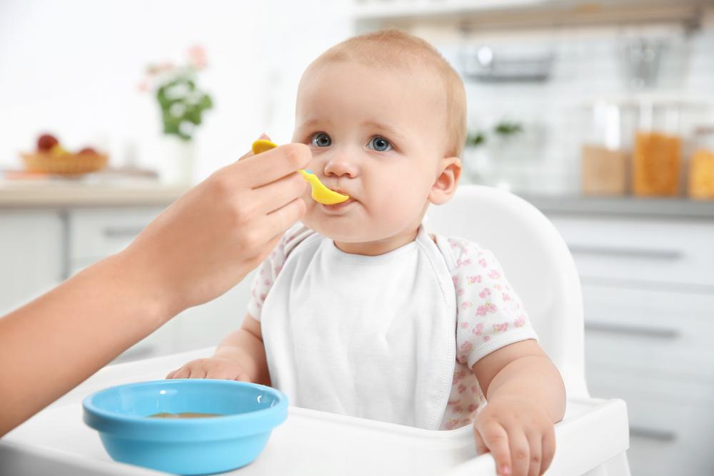玄米は赤ちゃんに食べさせてもいいの?