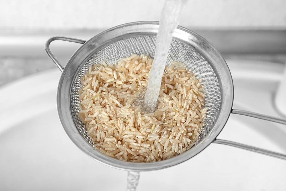 玄米に小豆を入れて酵素玄米を作ろう!