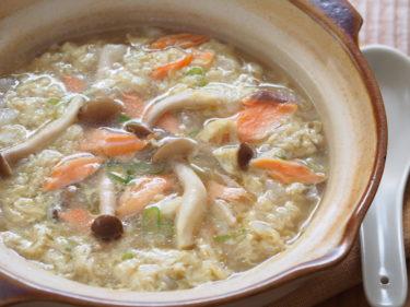 玄米はお粥にして食べたほうが良い?
