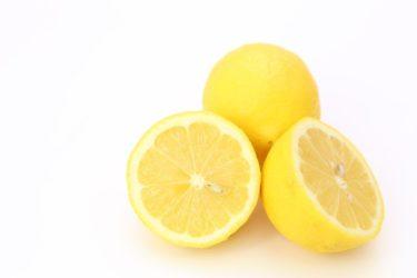 レモンで血糖値を下げる!