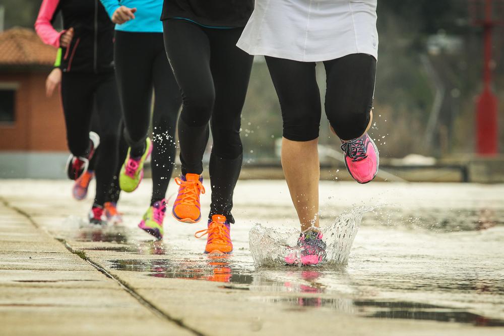 マラソンダイエットについて。3ヶ月で4キロの減量に成功し、マラソン大会でも完走しました。